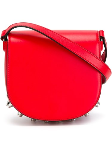 Bag Mini Red Crossbody 'Lia' Wang Alexander wp4gIp
