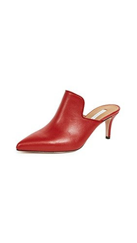 Mule Pearla Beard Veronica Pumps Brick EqwCC5