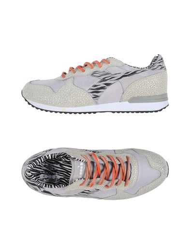Light Sneakers HERITAGE DIADORA EDITOR Grey by THE SOXqPnAa