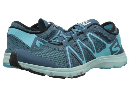 Crossamphibian Swift Blue Blue Blue Mallard Salomon Shoes Eggshell Curacao 6Z5wd5qxH