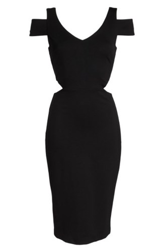 Black amp; Ali Ponte Women's Dress Con Body Jay gxwxqO