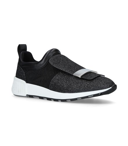 Sergio Low Black Running Rossi Top Sr1 Sneakers Sqa4UFpw