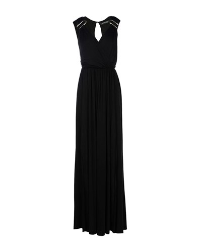 GUESS by Marciano Long Dresses Black bBvpaUrW4