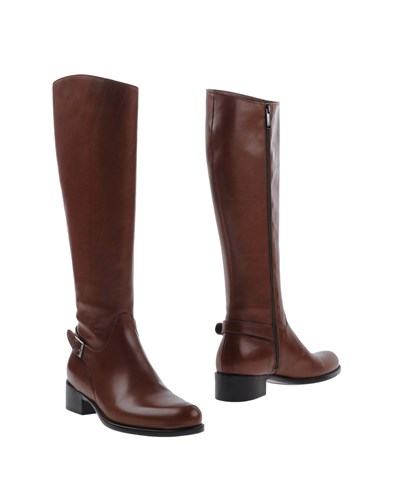 FORESTE FORESTE Boots Brown Boots 1PFvq55