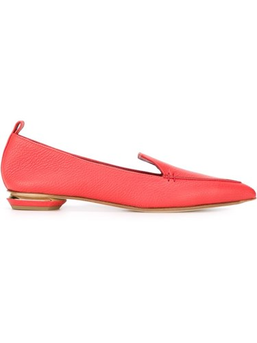 Red Red Nicholas Loafers 'Beya' Loafers Kirkwood Nicholas Kirkwood 'Beya' Kirkwood 'Beya' Nicholas Loafers nTaAaqxX