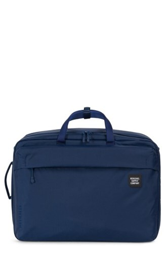 Herschel 'S Supply Co. Britannia Xl Convertible Messenger Bag Blue I7J70c