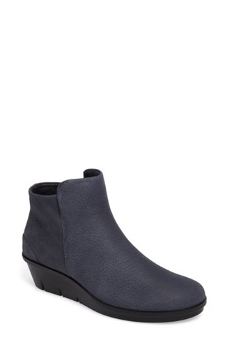 Leather Ombre Ecco Wedge 'S Skyler Boot n11XvPq