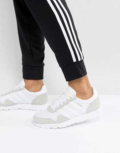 adidas Originals Haven Trainers In White By9718 White uVq7axg