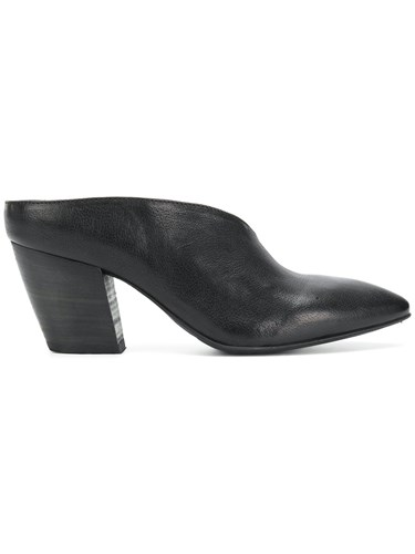 Officine Creative Sabine Mules Black XM1S8LN