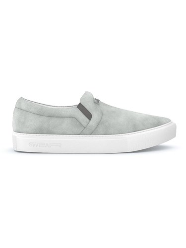 Rubber Leather Fast Grey Suede Customisation Calf Track Maddox Swear xz0wHRR
