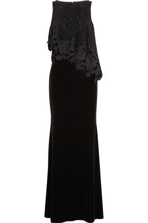 Gowns Black Badgley Badgley Mischka Badgley Gowns Black Mischka 6t4tqg