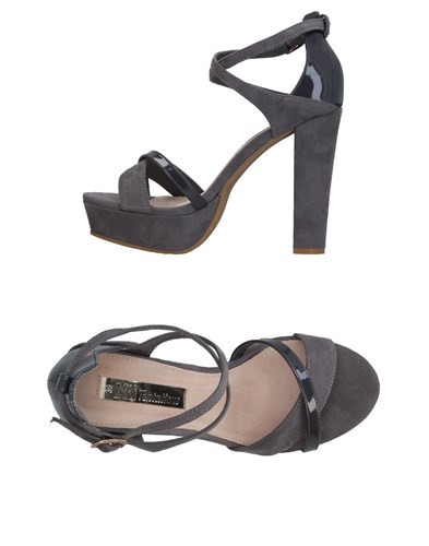 Xti Sandals Grey JIMdlPT9BD