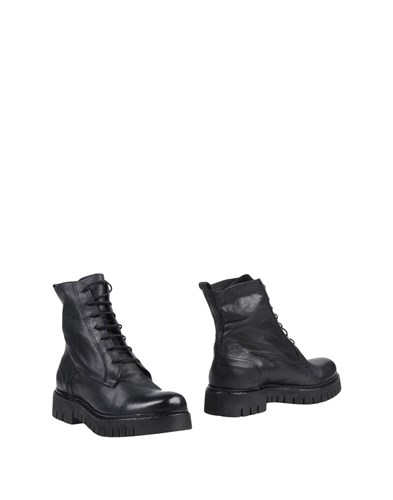 1725.A Ankle Boots Black QKQFXAppi