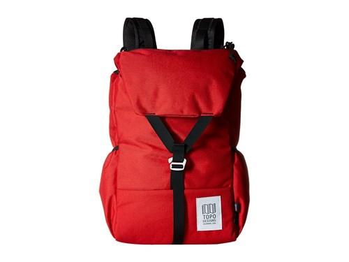 Topo Designs Y Pack Red Backpack Bags 9PPrYxS