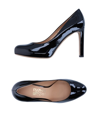 Salvatore Ferragamo Black Pumps Black Ferragamo Pumps Salvatore Black Pumps Salvatore Ferragamo wx08ARq6x