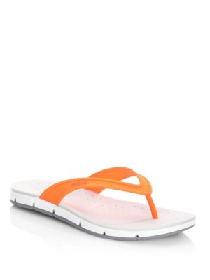 Swims Three Points Thong Sandals Orange MzgPqr0naq