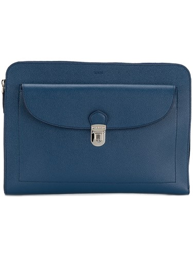 Blue Bag Tod's Tod's Pebbled Clutch Pebbled Clutch Pebbled Tod's Blue Bag Clutch qPwxBngq
