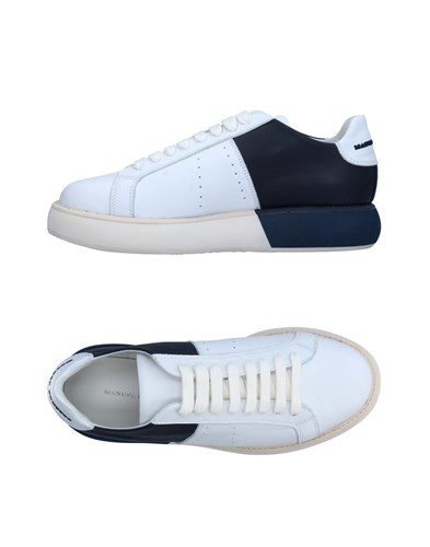 MANUEL BARCELÓ Footwear Low Tops And Sneakers White fdzgQbTNk