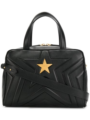 Quilted Stella Star McCartney Tote Black 7Pw0EqP