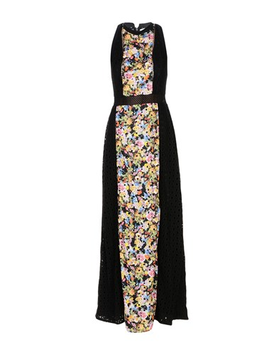 Black Mary Katrantzou Dresses Long Mary Katrantzou Dresses Black Katrantzou Long Black Dresses Mary Long FOUfxCCqwB