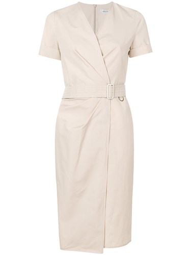 Max Mara Trench Style Dress Nude And Neutrals yXOXquqTH