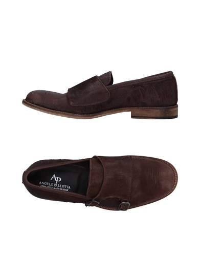 Loafers PALLOTTA Loafers ANGELO Dark Brown Dark PALLOTTA Brown ANGELO PALLOTTA Loafers Dark ANGELO dAdwvqI