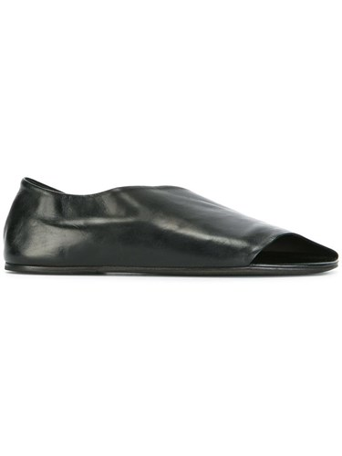 Off Detailing Marsèll Cut Black Loafers OHRqwTxA
