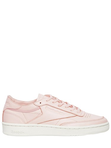 Club Pink Dcn 85 Soft Reebok Classics Sneakers Leather C 57ngxCpwqZ