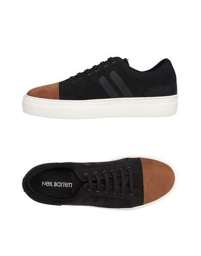 Neil Neil Barrett Sneakers Barrett Black OTOxHrw