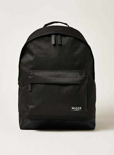 Nicce Nicce's Black 'Core' Backpack D7TfGU