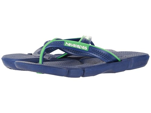 Navy Power Sandals Flip Havaianas White Flops Blue v6OxdqW