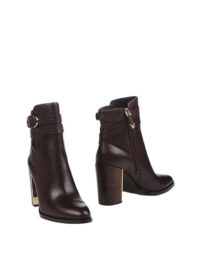 WHAT Boots Dark Ankle Brown FOR 8wrq4XU8