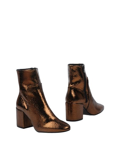CROSS Boots Ankle WALK Bronze CROSS WALK Ankle Boots Bronze wdE4q4RTnx