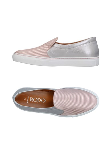 Rodo Footwear Low Tops And Sneakers Pink 2Imou