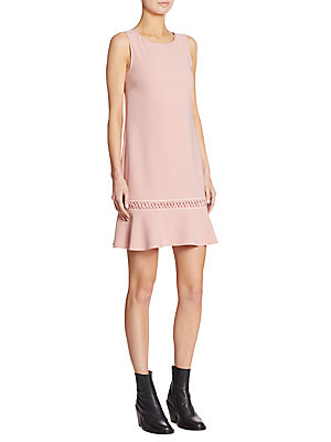 Moschino Waist Dress Up Lace Pink Drop Light xwgxpqOr