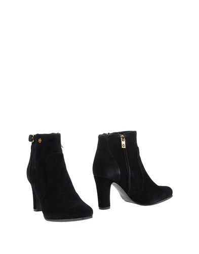 Burch Tory Boots Black Boots Tory Ankle Burch Ankle Black qSwRvO