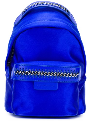 Stella McCartney Falabella Backpack Blue rr5fIrXdvV