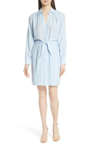 Brochu Walker Madsen Shirtdress Skylar Blue Eg6fTS