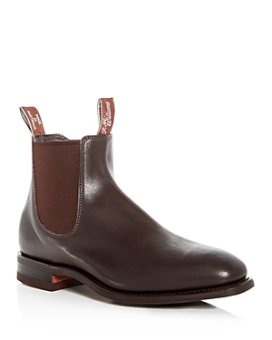 R.M. Williams Men's Comfort Craft Leather Chelsea Boots Chestnut M1t8pLPi