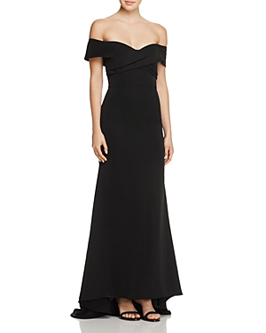 Gown Off Shoulder Jarlo The Black OdUOtx