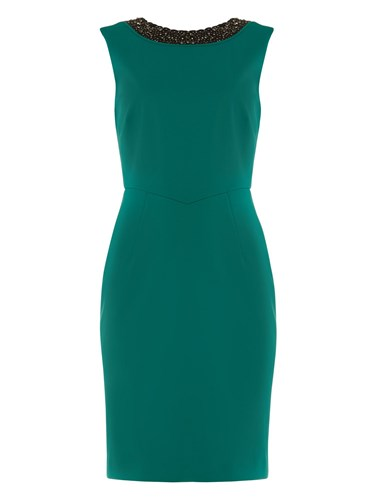 Emerald Embellished Damsel a Dress in Persian BwaYXq