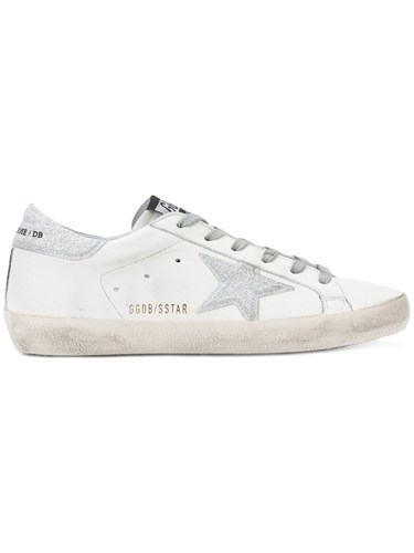 Leather Calf Sneakers Unavailable Deluxe Brand Cotton Goose Rubber Star Super Polyurethane Golden a1Og8wqg