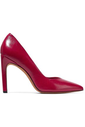 IRO Crimson Pumps Crimson Crimson Pumps Leather Leather IRO IRO Leather Leather Pumps IRO qF7zwFOx