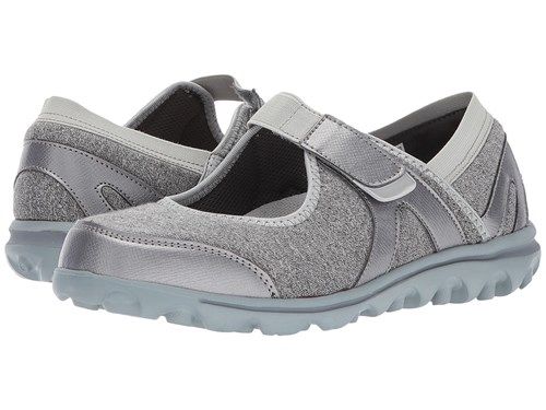 Grey Gray Shoes Propet Onalee Silver axYqxT5
