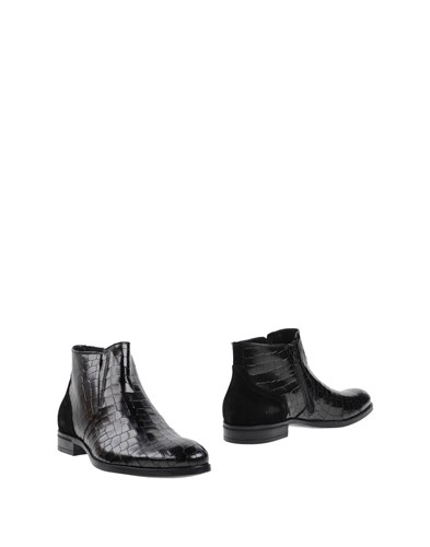 Boots Lattanzi Ankle Lattanzi Gianfranco Boots Black Gianfranco Ankle wHaOY7xa