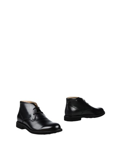 Tod's Ankle Boots Black BKB43