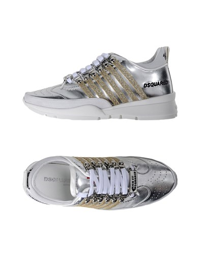 DSquared Dsquared2 Sneakers Silver QJY19x3p