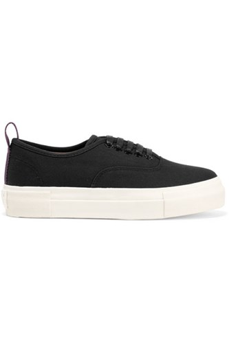 Eytys Usd Black Sneakers Mother Canvas qxaBF6