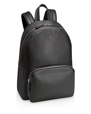 Montblanc Mst Soft Grain Leather Backpack fWIX1oh
