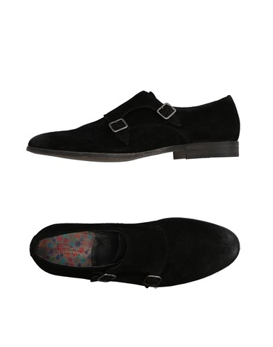 Dama Loafers Black QkSbBR7TO